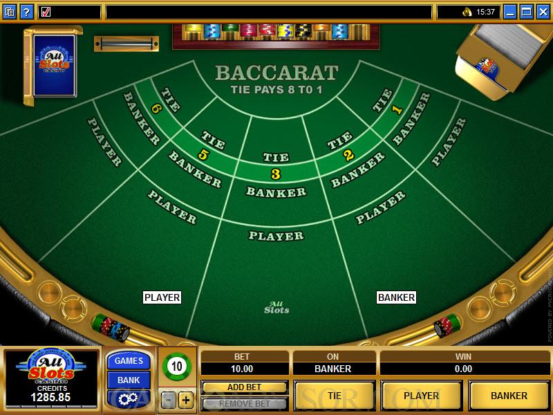 choi baccarat online