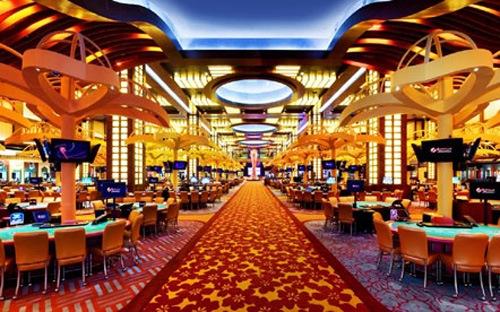 Vũng Tàu: Đã Được Cấp Phép Cho Xây Dựng Casino