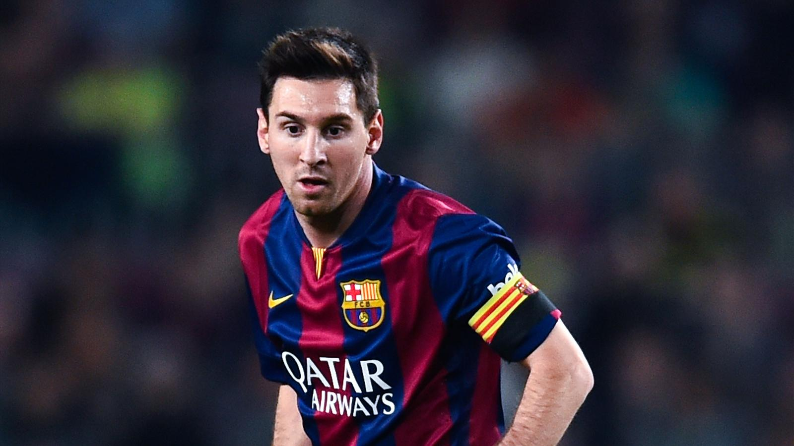 Lionel Messi – Những con số khủng khiếp