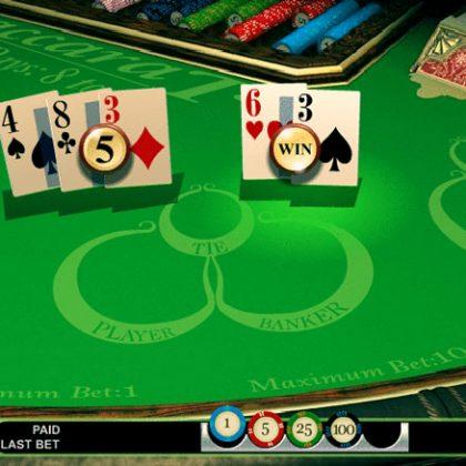 Sự kết hợp tuyệt vời khi đặt cược ở Casino online