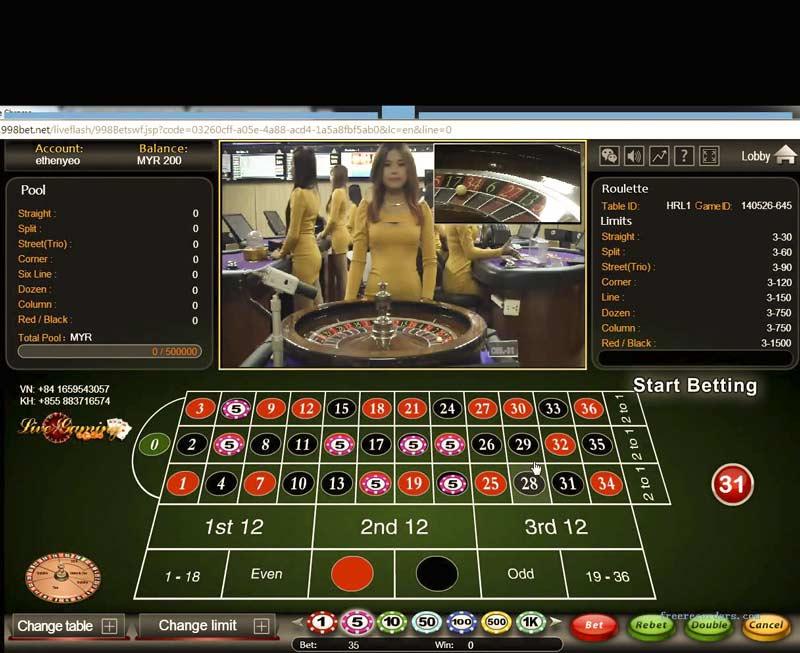 một điều cơ bản sòng casino trực tuyến