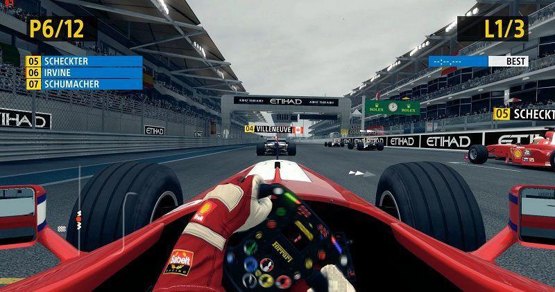 Mở giải đua xe ô tô ảo ngay tại nhà cái mới được cập nhật