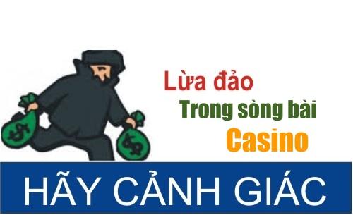 Phóng Sự Điều Tra: Nhà Cái Casino có Lừa Đảo người chơi ?