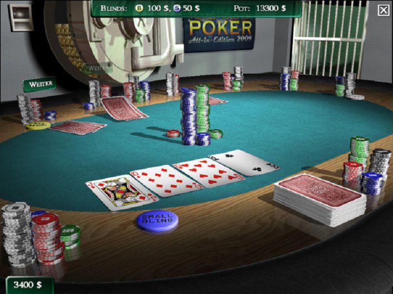 cách gian lận poker