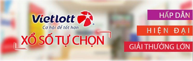 Các kết quả xổ số điện toán có mặt tại thị trường Việt Nam