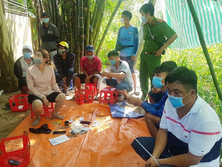Đánh sập ổ đánh bạc trên địa bàn TP Ninh Bình
